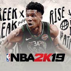 NBA2K19租号